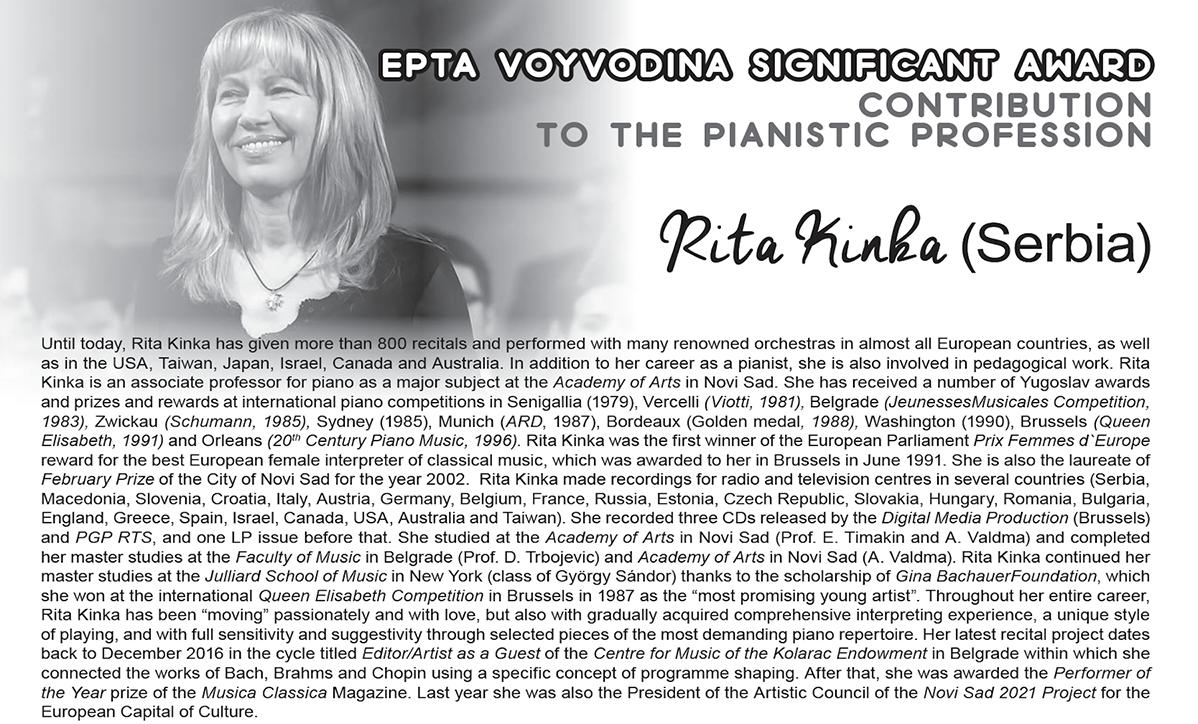 WPC 2018 - Rita Kinka
