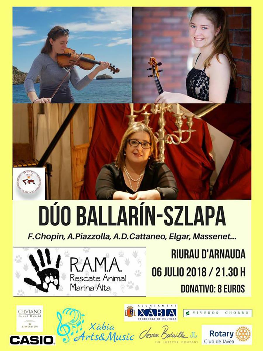 WPTA Spain - Duo Ballarin - Szlapa