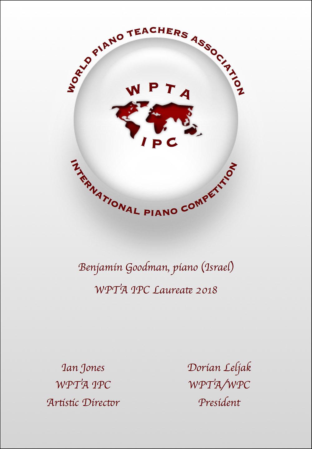 WPTA IPC - BENJAMIN GOODMAN