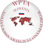 WPTA SLOVENIA - Logo