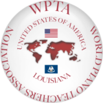 WPTA USA-Louisiana Logo
