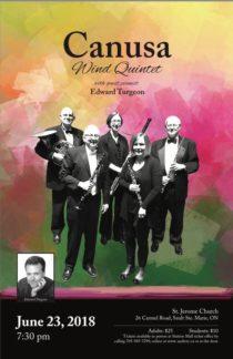 Canusa - Wind Quintet