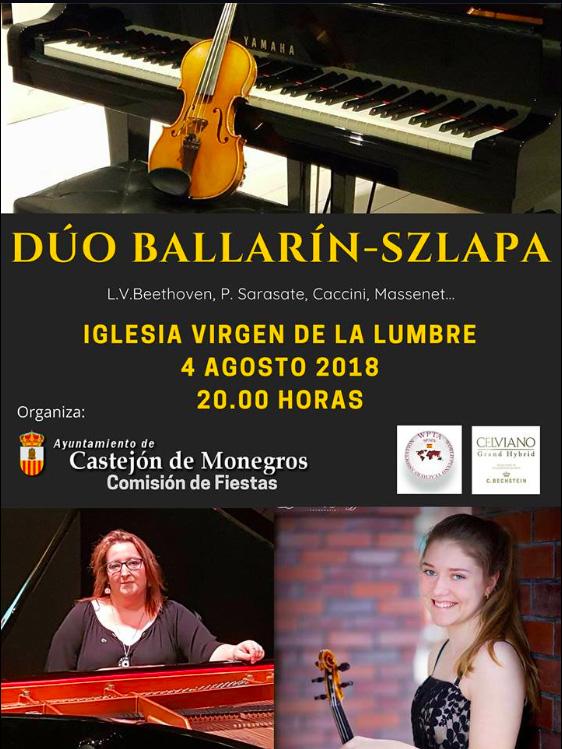 Duo Ballarin - Szalpa