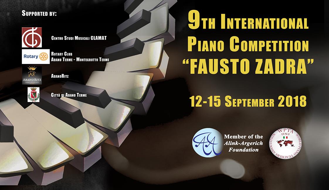 Zadra Piano Competition
