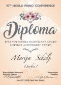 WPC Diploma - Marija Sekelj