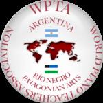 WPTA Argentina - RioNegro Patagonian Arts logo