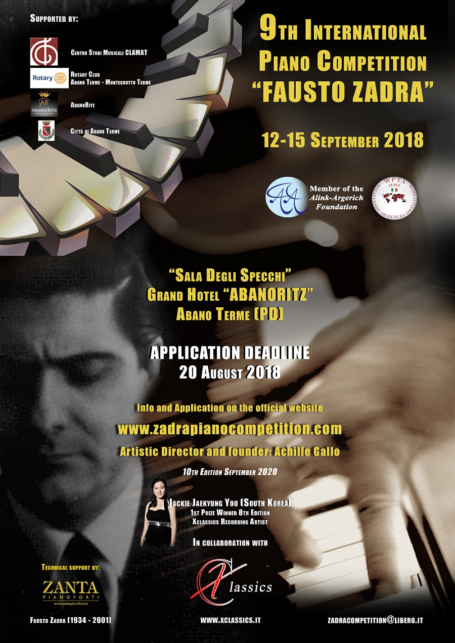Zadra Piano Competition
