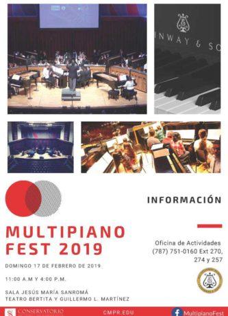 WPTA PUERTO RICO - Multipiano fest 2019