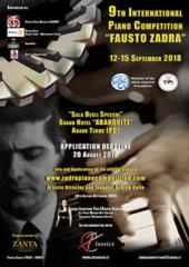 Piano Zadra - WPTA Italy