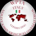 WPTA Italy-Conducting Logo