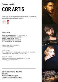 WPTA Spain-Catalonia - COR ARTIS