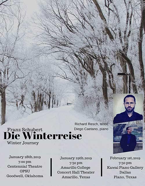 Franz Schubert- Die Winterreise