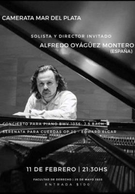 WPTA Alma Concerts - Alfredo Oyaguez Montero