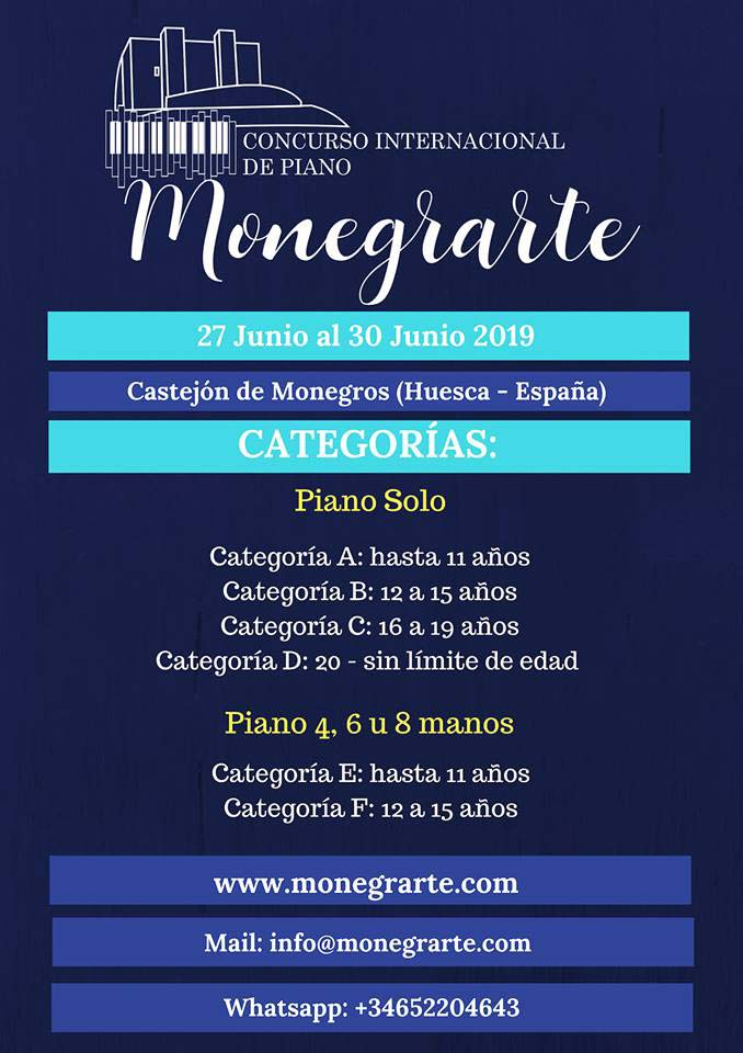 Monegrarte - WPTA Spain