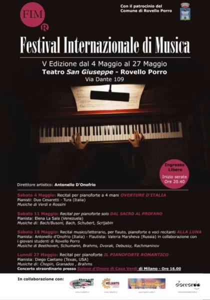 WPTA USA-Texas: Festival Internazionale di Musica