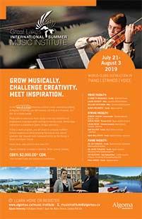 Poster Music Institute