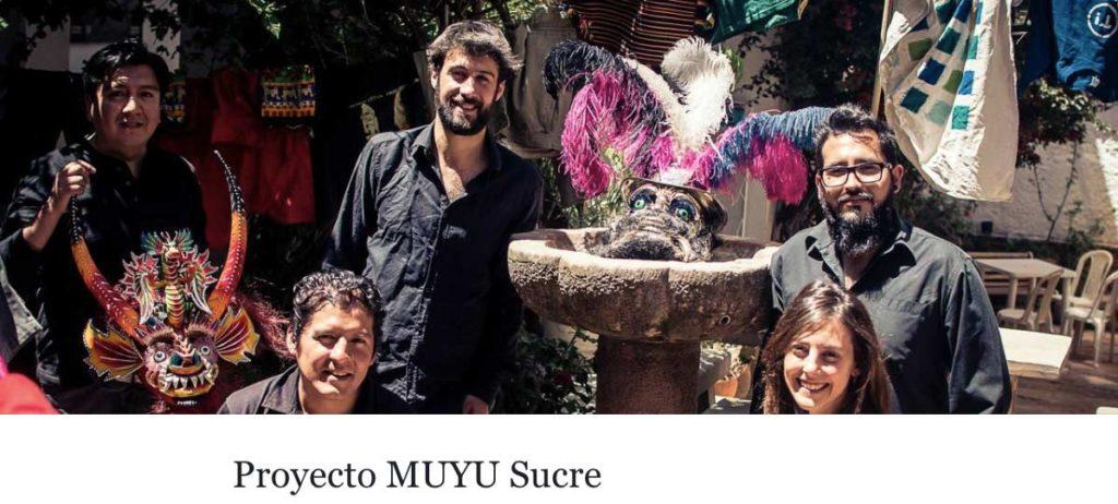 WPTA Bolivia - Proyecto MUYU Sucre