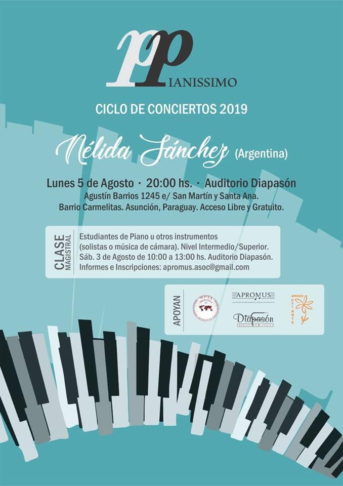 WPTA Argentina - Piano Compositions Premiere