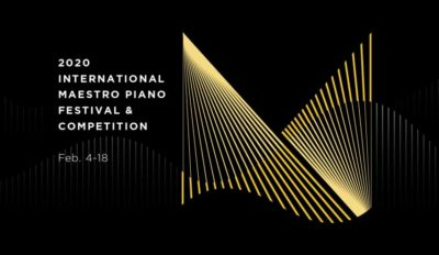 International Maestro piano festival & competition