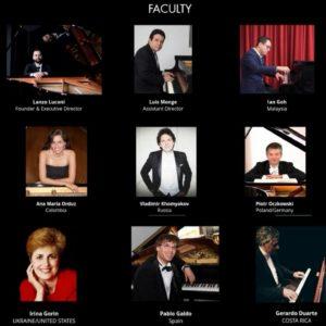Costa Rica Piano festival - Ian Goh