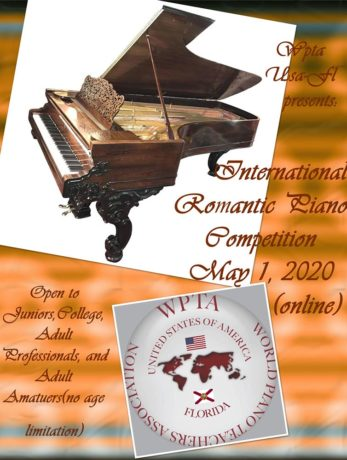International Romantic Piano Music Competition