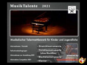 Musik talente 2021