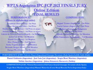 WPTA Argentina IPC 2021