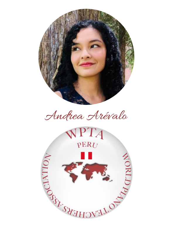 WPTA PERU Andrea Arévalo