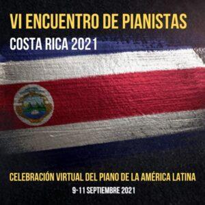 Encuentro Pianistas Costa Rica