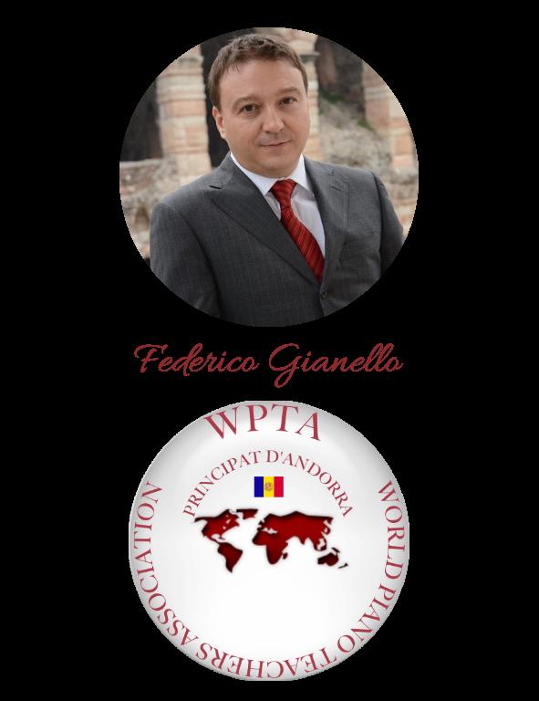 Federico Gianello - president slider