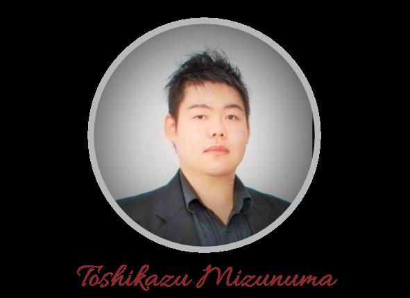 Toshikazu Mizunuma