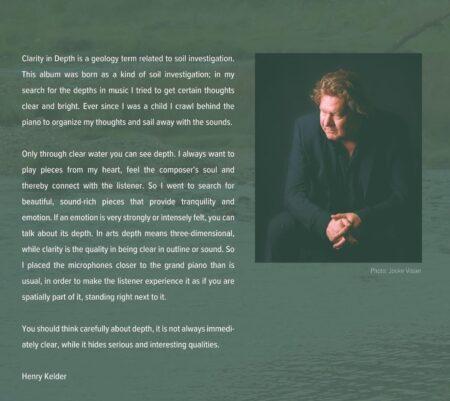 CD Presentation: Clarity in Depth
